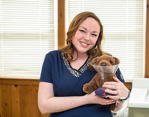 Kristin Bouchard Veterinary Technician